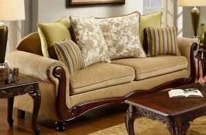 Furniture of America BANSTEAD