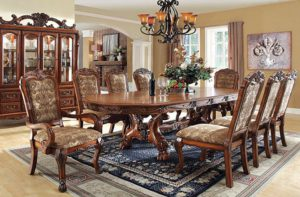 Furniture of America MEDIEVE.
